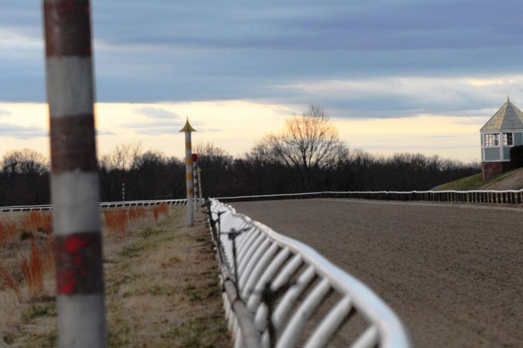 Middleburg Track View